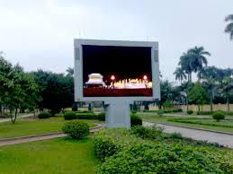 bảng quảng cáo led ngoài trời