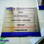 Báo Giá Bảng Biển Inox Ăn Mòn Giá Rẻ Tại TPHCM