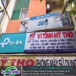 Thi công chuỗi bảng hiệu thương hiệu TPLink