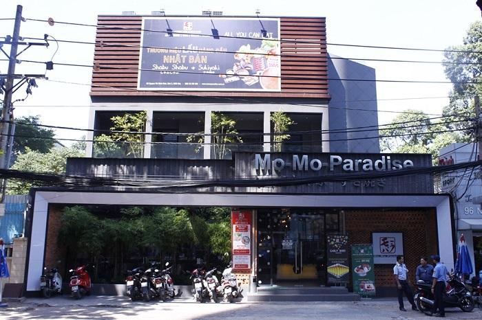 bảng hiệu nhà hàng