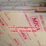 Bảng giá mica trong thương hiệu mica FS Đài Loan giá tại kho