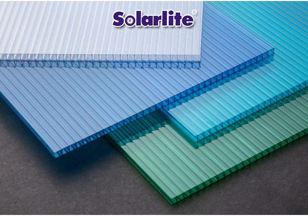 tấm poly solarlite