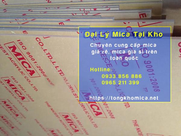 bán tấm nhựa mica trong tại TpHCM