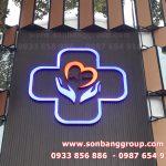 Làm bảng hiệu quảng cáo phòng khám, nhà thuốc tại TPHCM