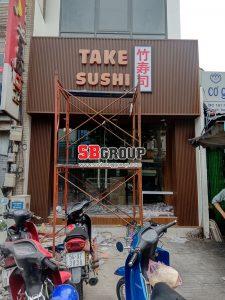 mẫu bảng hiệu quán ăn đẹp